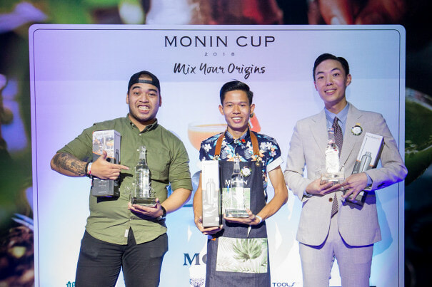 This 25yo M'sian Followed His Passion, Now He's Representing M'sia In International Monin Cup! - WORLD OF BUZZ 10