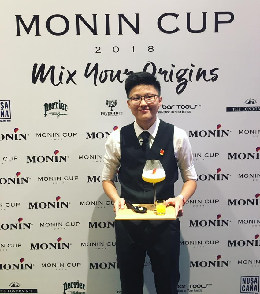This 25yo M'sian Followed His Passion, Now He's Representing M'sia In International Monin Cup! - WORLD OF BUZZ 4