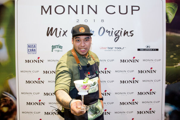 This 25yo M'sian Followed His Passion, Now He's Representing M'sia In International Monin Cup! - WORLD OF BUZZ 5