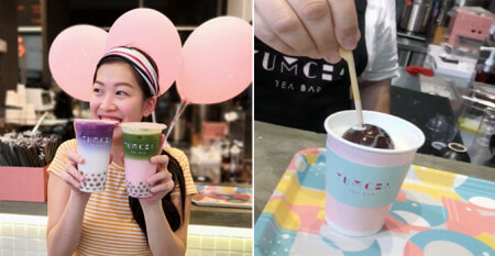 This Bubble Tea Joint in PJ Serves Chocolate Balls And Makes Their Own Matcha Boba - WORLD OF BUZZ