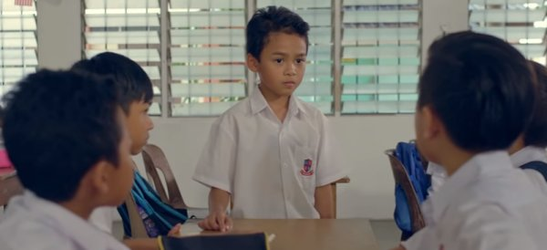This Local Short Film Shows Malaysians The Reality of Being A Mixed Race Child - WORLD OF BUZZ 2