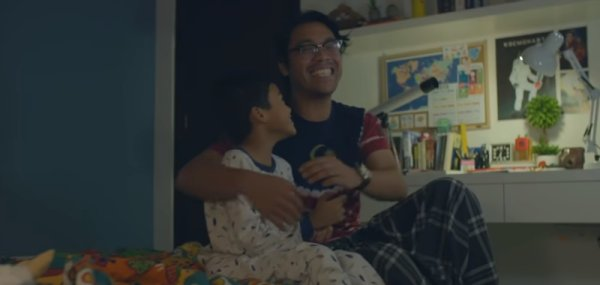 This Local Short Film Shows Malaysians The Reality of Being A Mixed Race Child - WORLD OF BUZZ 4