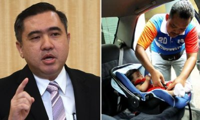 Transport Minister: Starting 2020, All Private Cars MUST Have Child Car Seats Installed - WORLD OF BUZZ 2