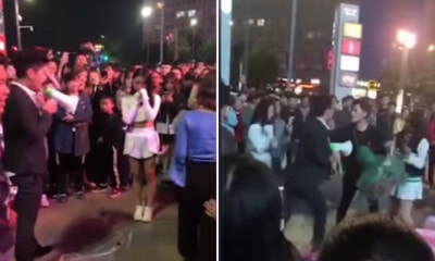 Two Men Proposed to the Same Woman at the Same Time Led Them to Brawl - WORLD OF BUZZ