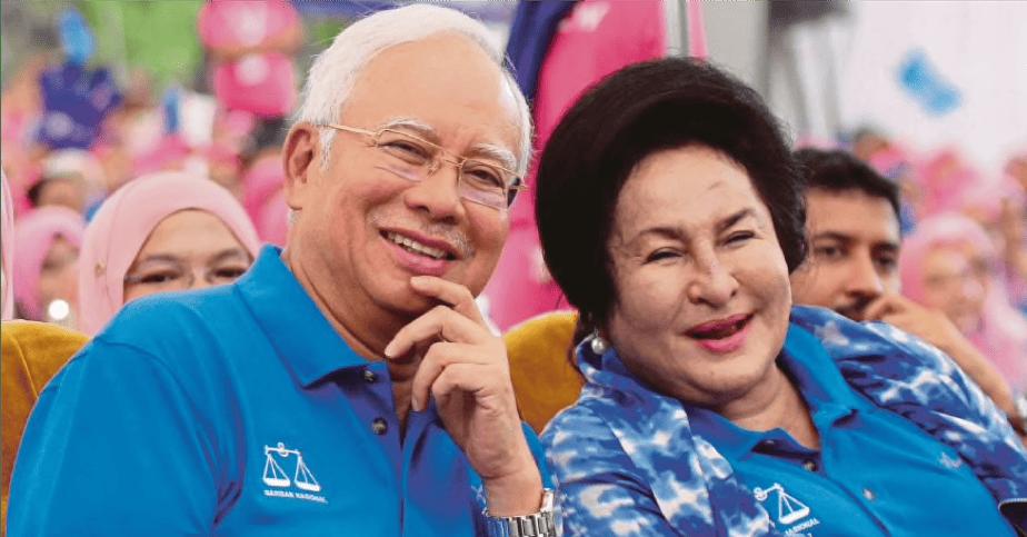 Why Najib And Rosmah Are Still Known As Datuk Seri and Datin Seri? - WORLD OF BUZZ 3