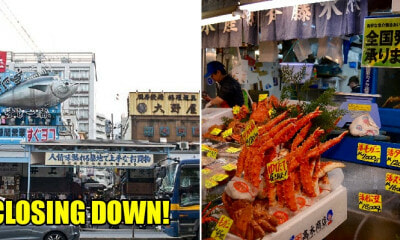 You Can No Longer Visit Historical Tsukiji Market in Tokyo As They Are Closing on 6 Oct 2018! - WORLD OF BUZZ 8