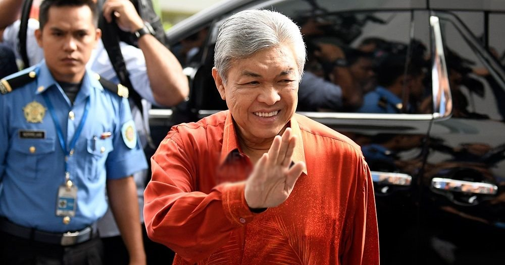 Zahid Slapped With 45 Charges, May Face 405 Years of Imprisonment For Money Laundering Alone - WORLD OF BUZZ