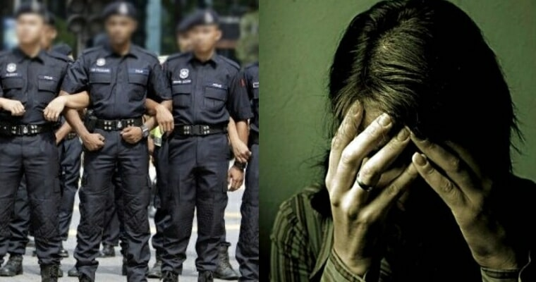 19-Year-Old Claims Cop Raped Her In Sarikei - WORLD OF BUZZ 4