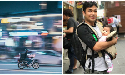 A Man's Tribute To Malaysia's Delivery Heroes Calls Netizens To Appreciate Their Services - WORLD OF BUZZ 2