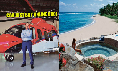 A Private Island, Helicopter, House and Other Crazy Random Things You Can Buy Online in Malaysia - WORLD OF BUZZ
