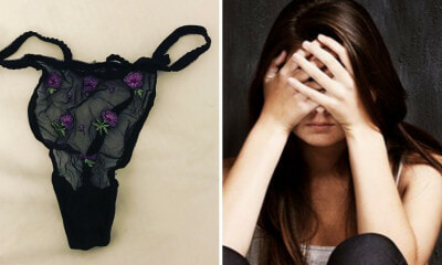 A Teen Girl's Lace Underwear Was Presented in Court As Evidence Of Her Consent in Rape Trial - WORLD OF BUZZ