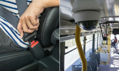 """All Passengers Must Wear Seat-Belts Starting 2019 & All Buses to Have CCTV in 2020"", Says Loke - WORLD OF BUZZ"