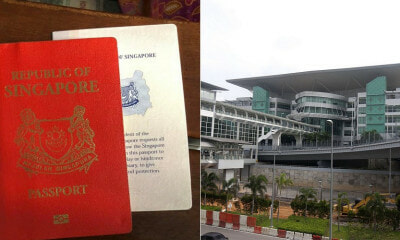 Another S'porean Claims M'sian Immigration Officer Tore His Passport & Threatened to Arrest Him - WORLD OF BUZZ