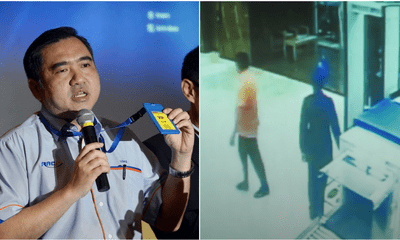 Anthony Loke: A VIP Committed A Security Breach At KLIA And He Should Apologise - WORLD OF BUZZ