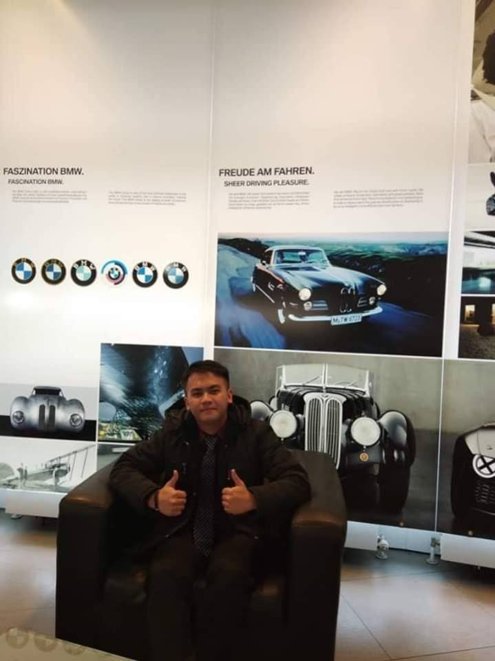 BMW Offers This Uni Student From Sarawak 10 Year Contract To Be Their Technology Expert - WORLD OF BUZZ 2