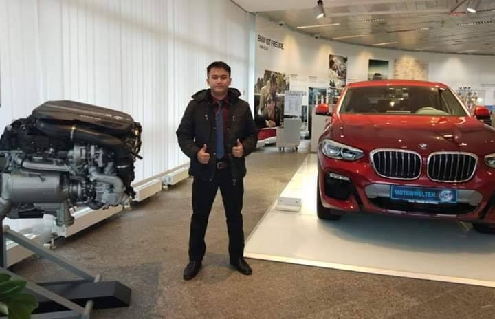 BMW Offers This Uni Student From Sarawak 10 Year Contract To Be Their Technology Expert - WORLD OF BUZZ