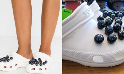 Boba Lovers Can Now Have Black Pearls on Their Feet With Crocs' New Shoe Design - WORLD OF BUZZ