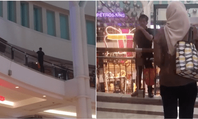 BREAKING: Suicide Attempt In KLCC - WORLD OF BUZZ 1