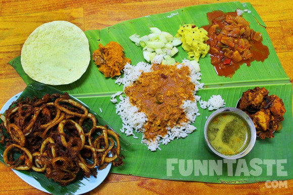Craving For Banana Leaf Rice? Here are 10 Restaurants You Must Check Out in Klang Valley - WORLD OF BUZZ 10