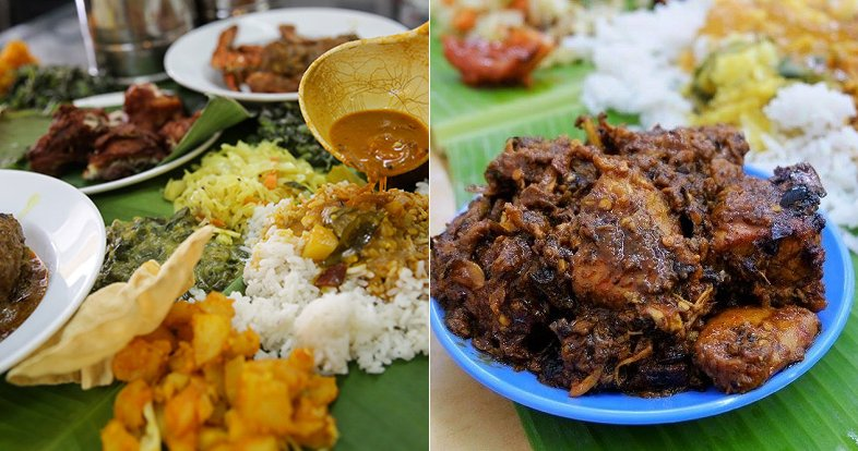Craving For Banana Leaf Rice? Here are 9 Restaurants You Must Check Out in Klang Valley - WORLD OF BUZZ 2