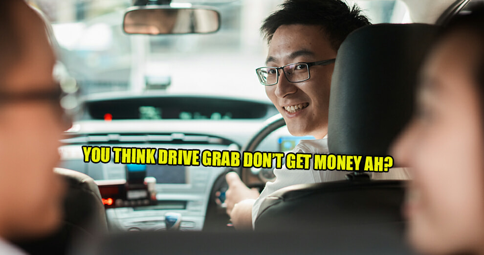 Do Malaysians Actually Earn by Driving Grab? Here's What You Need to Know! - WORLD OF BUZZ