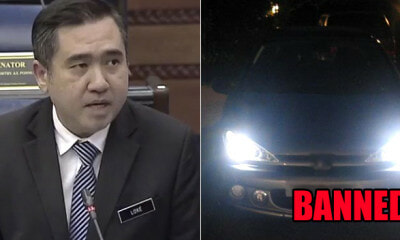 Drivers Who Use HID Headlamps Could Be Fined Up To RM2,000 Or Jailed For 6 Months - WORLD OF BUZZ