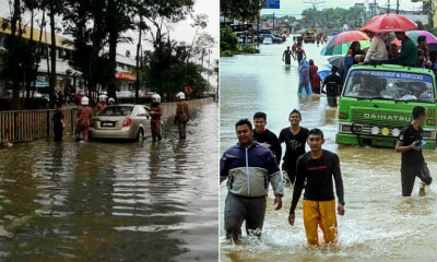 Report: 142 Areas in Selangor Are At Risk of Floods From Nov 2018 to March 2019 - WORLD OF BUZZ