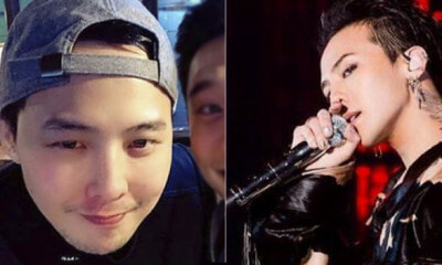 G-Dragon Looks Cuter And Chubbier Now After 9 Months of Military Service - WORLD OF BUZZ