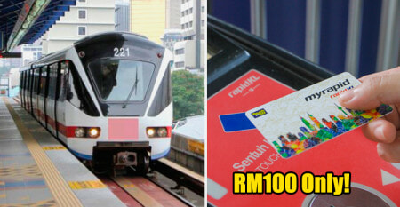 Here's What You Need to Know About The RM100 Monthly Unlimited Rail & Bus Passes - WORLD OF BUZZ