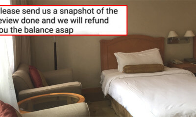 Homestay Owner Allegedly Forces Guests to Give 10 Star Rating In Order To Get Back Deposit - WORLD OF BUZZ 1