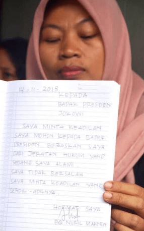 Indonesian Lady Heading To Jail After Exposing Her Boss' Sexual Affairs - WORLD OF BUZZ 1