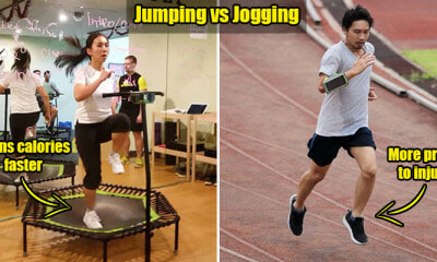 Jumping vs. Jogging: Which One Helps Malaysians Stay in Shape Better? - WORLD OF BUZZ 4