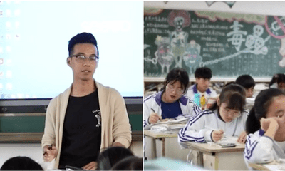 Male Teacher In China Records Female Students' Menstrual Cycle So That He Could Treat Them Better - WORLD OF BUZZ 4