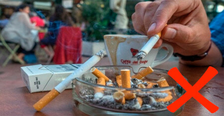 MOH: Smokers Are Given a 6 Months Grace Period After 1 Jan 2019 to Stop Smoking in Public Eateries - WORLD OF BUZZ
