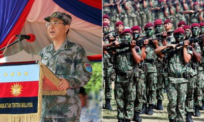 M'sian Army Gets Backlash For Banning MCs From Using 'Pantuns' in Speeches - WORLD OF BUZZ