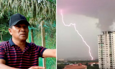 M'sian Gets Struck by Lightning Right After Father's Funeral, Meets With Accident En Route to Hospital - WORLD OF BUZZ 3