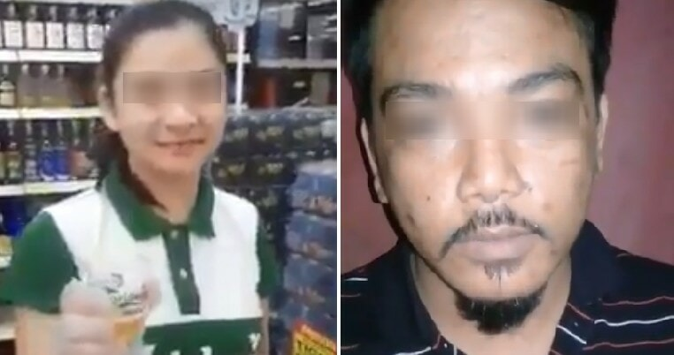 M'sian Man Now Wanted By Police for Harassing Beer Promoter Issues Public Apology - WORLD OF BUZZ 3