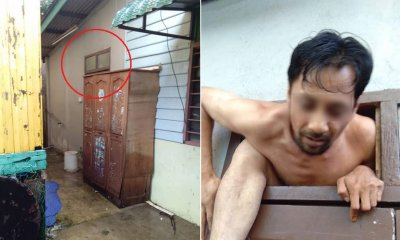 M'sian Woman Catches Pervert In Her House, Claims That He Watched Her Shower More Than Once - WORLD OF BUZZ