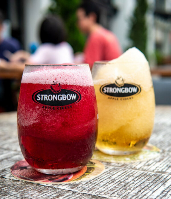 M'sians Can Win RM500 Worth of FREE Food PLUS Glasses of Strongbow Freeze by Doing This 1 Thing - WORLD OF BUZZ