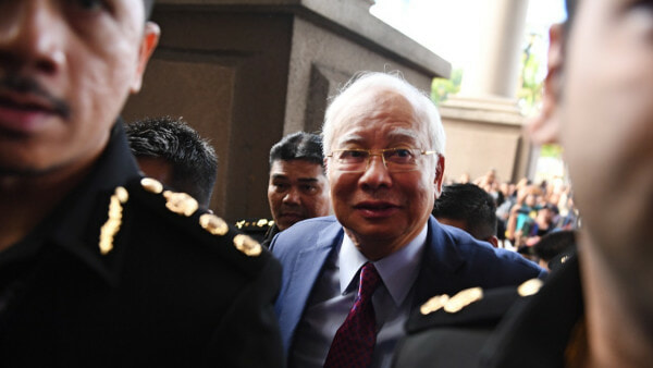 Najib's Court Trial Could Be Broadcast Live For Malaysians to See - WORLD OF BUZZ 1