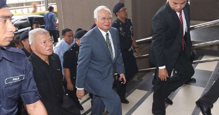 Najib's Court Trial Could Be Broadcast Live For Malaysians to See - WORLD OF BUZZ 2