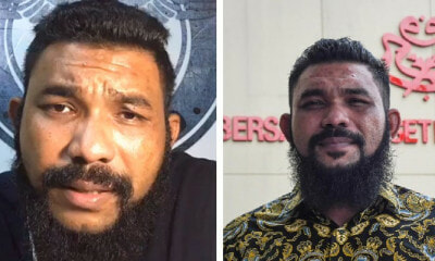 PDRM Arrests Controversial Blogger Papagomo Over Probe Into Alleged Racist Video - WORLD OF BUZZ 1