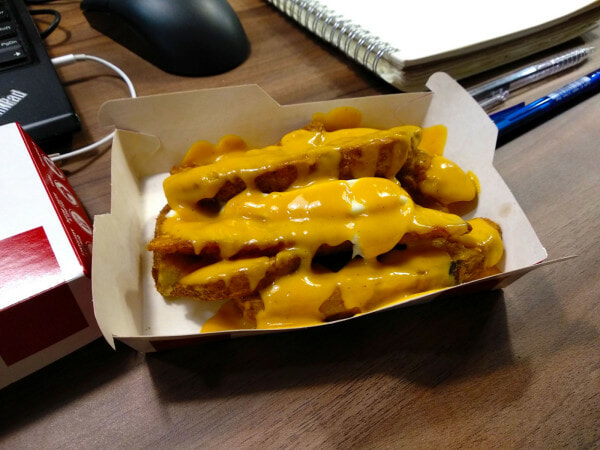[TEST] M'sians Can Now Claim FREE Cheezy Wedges from KFC Delivery via Their App! - WORLD OF BUZZ 11