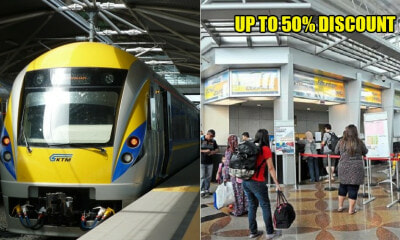 Travellers Can Get Up To 50% Off Ets Tickets From Now Until 30Th December - World Of Buzz