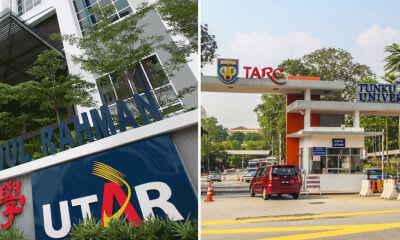 UTAR & TARUC Tuition Fees Could Go Up If They Do Not Cut Ties With MCA - WORLD OF BUZZ