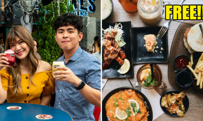Want RM500 Worth of FREE Food AND Some Glasses of Strongbow Freeze? Here's What You Need to Do - WORLD OF BUZZ 1