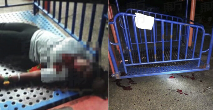 Young Girl Shockingly Dies In KL Playground After Head Getting Trapped in Swing For Disabled - WORLD OF BUZZ