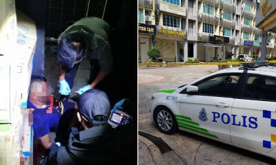 28yo M'sian Slashed to Death By 4 Car-Loads of Men Wielding Parangs At PJ Bar - WORLD OF BUZZ 1