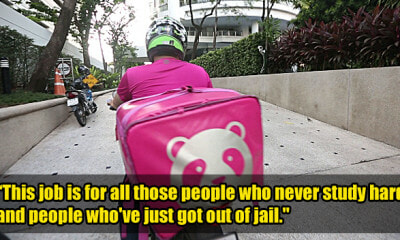 Arrogant Mother Tells Son Foodpanda Riders Are Uneducated People Or Ex-Convicts - WORLD OF BUZZ
