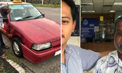 Car Accident Unexpectedly Shows That Harmony Between Malaysians Is Still Alive And Well - WORLD OF BUZZ